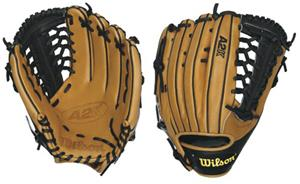 "Wilson A2K KP92 12.5"" Outfield Baseball Glove"