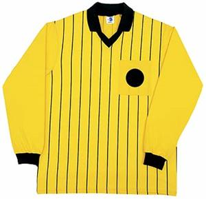 UTOPIA LONG Sleeve Soccer Referee Jersey-Closeout