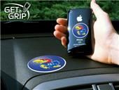 Fan Mats University of Kansas Get-A-Grips