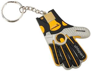 Uhlsport Mini Soccer Goalie Glove Keychains