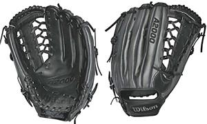 "Wilson A2000 KP92 12.5"" Outfield Baseball Glove"