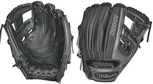 """Wilson A2000 1786 SS 11.5"""" Infield Baseball Glove"""