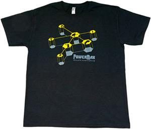 "PowerMax Unisex T-Shirt ""Structure of an Athlete"""