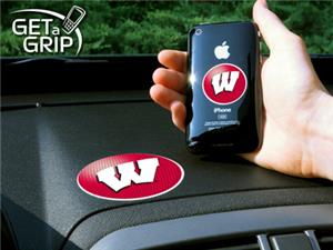 Fan Mats University of Wisconsin Get-A-Grips