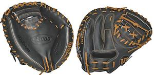 "Wilson A2000 2403 SS 33.5"" Catchers Baseball Mitt"