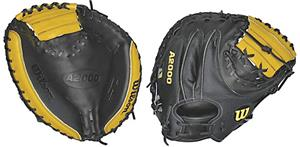 "Wilson A2000 1790 SS 34"" Catchers Baseball Mitt"