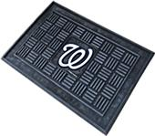 Fan Mats Washington Nationals Door Mat