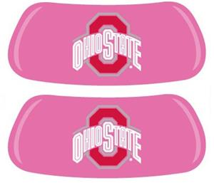 Ohio State Pink EYEBLACK Strips