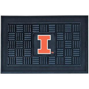 Fan Mats University of Illinois Door Mat