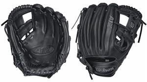 """Wilson A1K DP15 11.5"""" Infield Baseball Glove"""