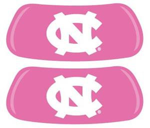 North Carolina Pink EYEBLACK Strips