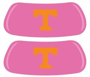 Tennessee Volunteers Pink EYEBLACK Strips