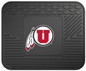Fan Mats University of Utah Vinyl Utility Mats