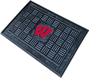 Fan Mats University of Wisconsin Door Mat