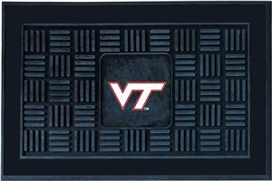 Fan Mats Virginia Tech Door Mat