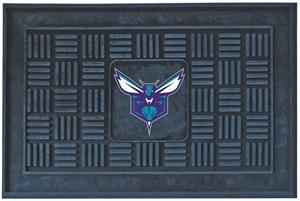Fan Mats Charlotte Hornets Door Mat