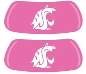 Washington State Cougars Pink EYEBLACK Strips
