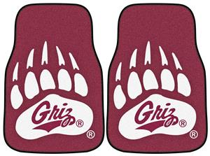 Fan Mats University of Montana Car Mats (set)