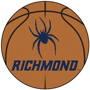 Fan Mats University of Richmond Basketball Mat