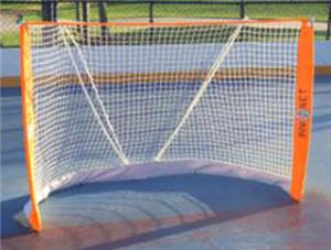Bow Net Portable Roller/Ice Hockey Goal (Single)