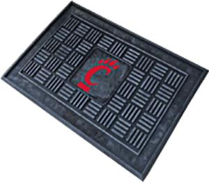 Fan Mats University of Cincinnati Door Mat