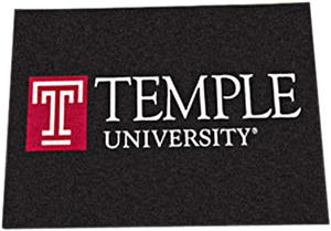 Fan Mats Temple University Starter Mat