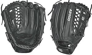 "Wilson A2000 SS Outfield 12.75"" Fastpitch Glove"