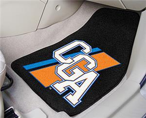 Fan Mats US Coast Guard Academy Carpet Car Mats