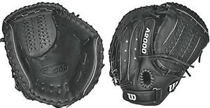 "Wilson A2000 Superskin 34"" Catchers Fastpitch Mitt"