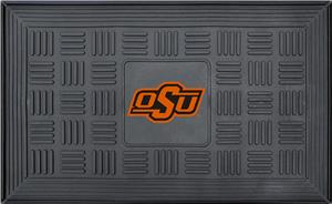 Fan Mats Oklahoma State University Door Mat
