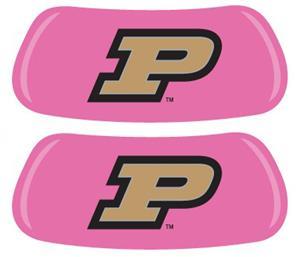 Purdue Pink EYEBLACK Strips