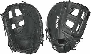 Wilson A2000 Superskin 1st Base Fastpitch Glove