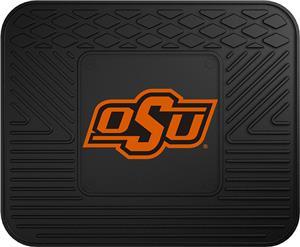 Fan Mats Oklahoma State Univ. Vinyl Utility Mat