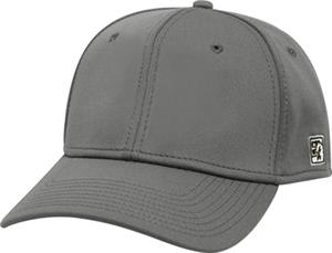 The Game Headwear Pre-Curved Bill Caps