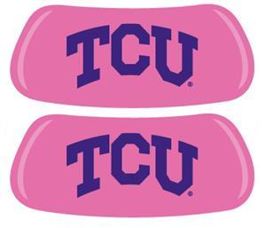 TCU Pink EYEBLACK Strips