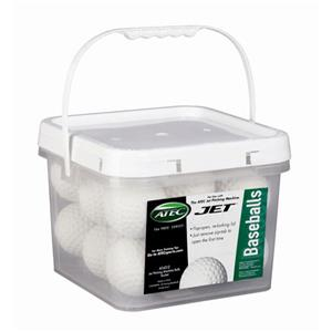 Pitching Machine Baseballs (6Pk/Dozen/18 Bucket)