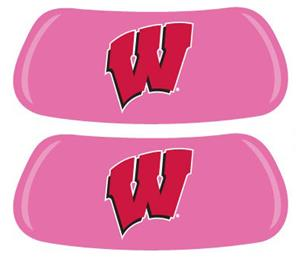 Wisconsin Pink EYEBLACK Strips