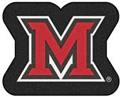 Fan Mats Miami of Ohio Mascot Mat