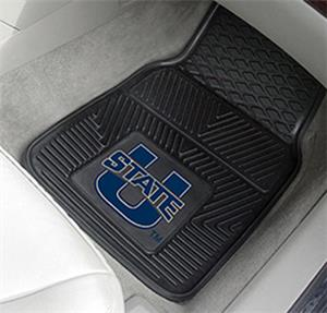 Fan Mats Utah State University Car Mats (set)