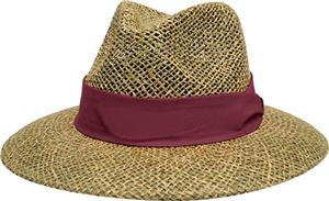 The Game Headwear Natural Straw Hat
