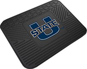 Fan Mats Utah State University Vinyl Utility Mats