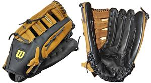 "Big Man All Positions 15"" Slowpitch Softball Glove"