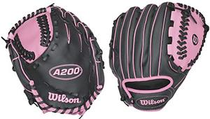 "Wilson A200 All Positions 10"" Youth Softball Glove"
