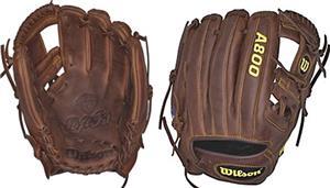 """Wilson A800 11.5"""" Infield Baseball Glove"""