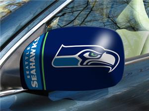 Fan Mats Seattle Seahawks Small Mirror Cover