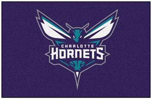 Fan Mats Charlotte Hornets Starter Mat
