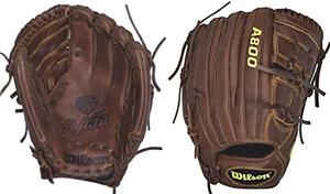 "Wilson A800 12"" Outfield Pitcher Baseball Glove"