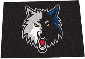 Fan Mats Minnesota Timberwolves Starter Mat