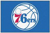 Fan Mats Philadelphia 76ers Starter Mat