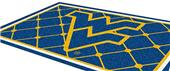 Fan Mats West Virginia University 5x8 Rug